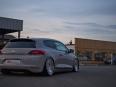 VW-Scirocco-20-Zoll-Rotiform-CCV-gepfeffert-Gewindeahrwerk-2