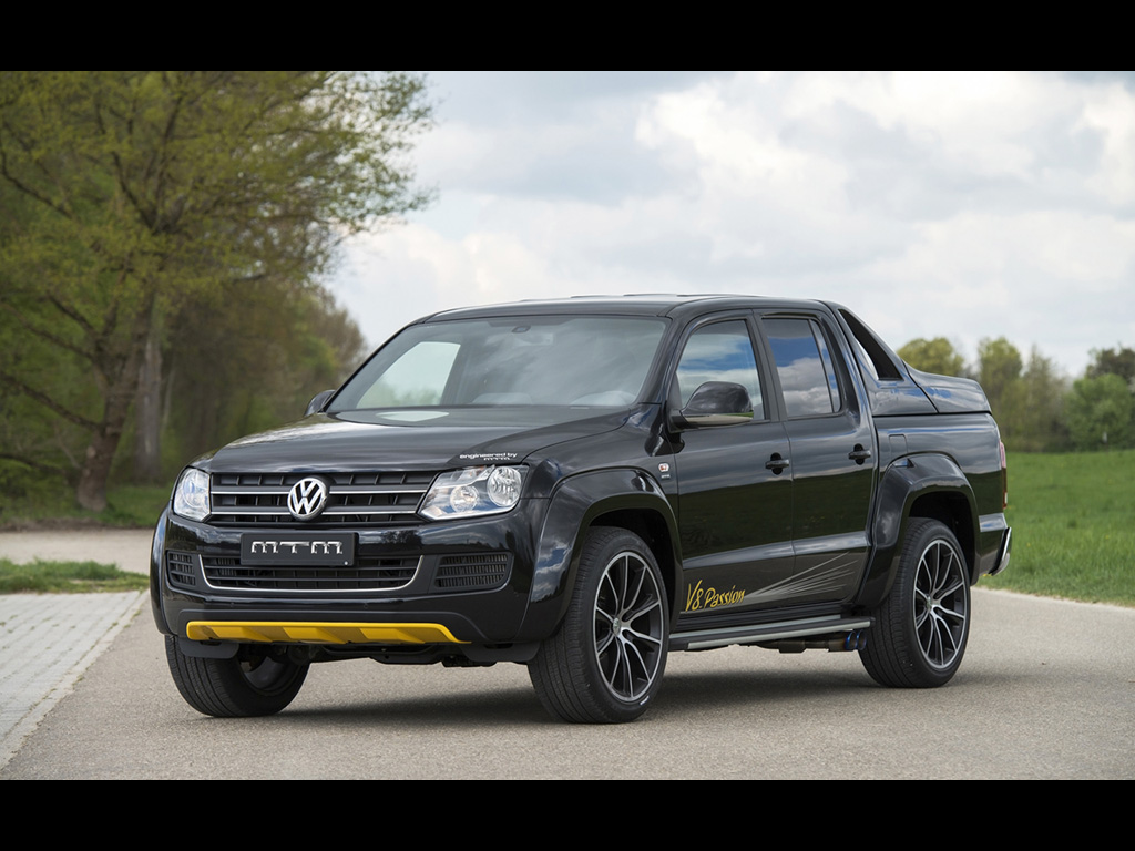 Vw Amarok Modified >> VW Amarok tuning pictures