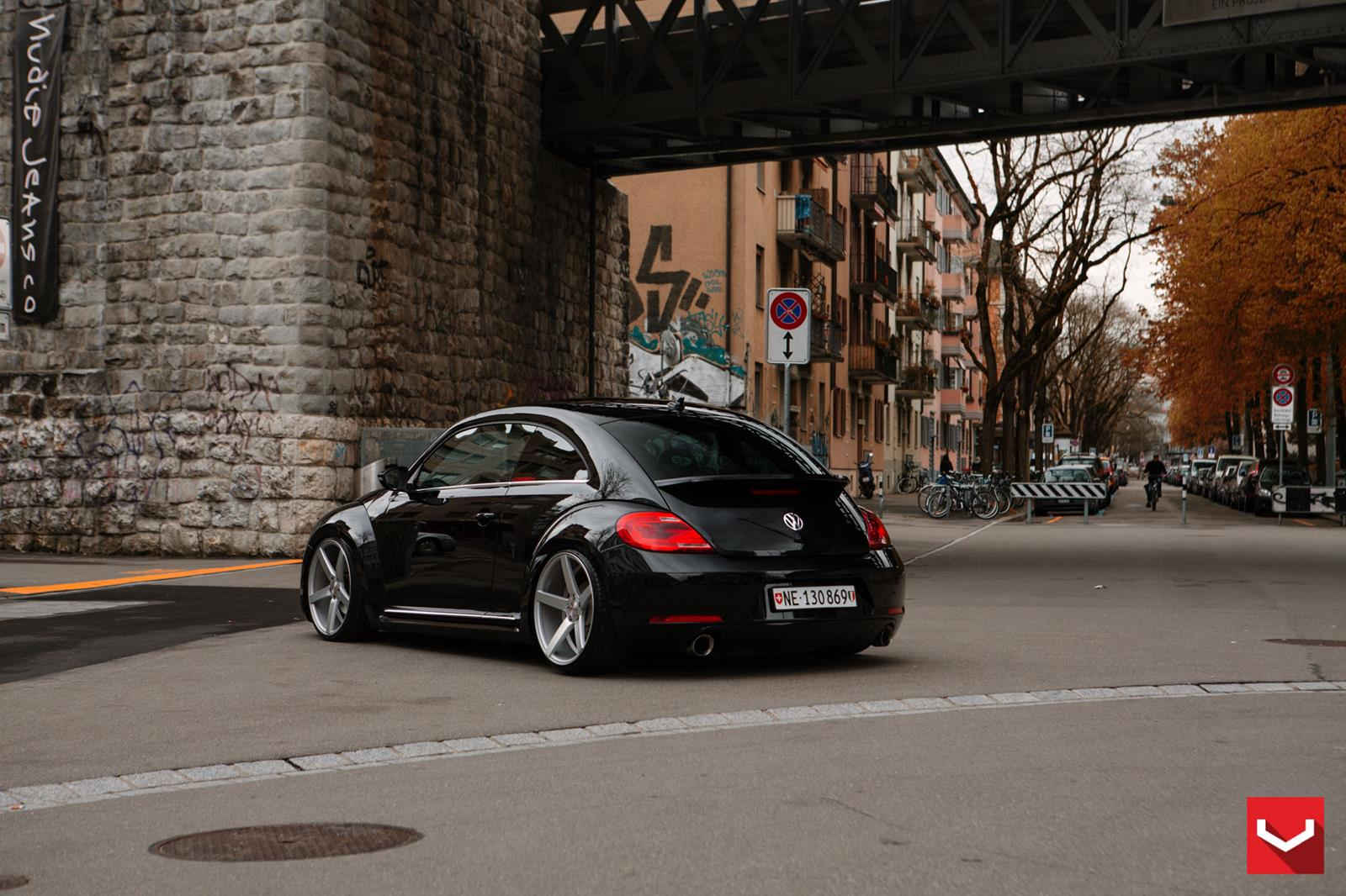 VW new Beetle tuning pictures