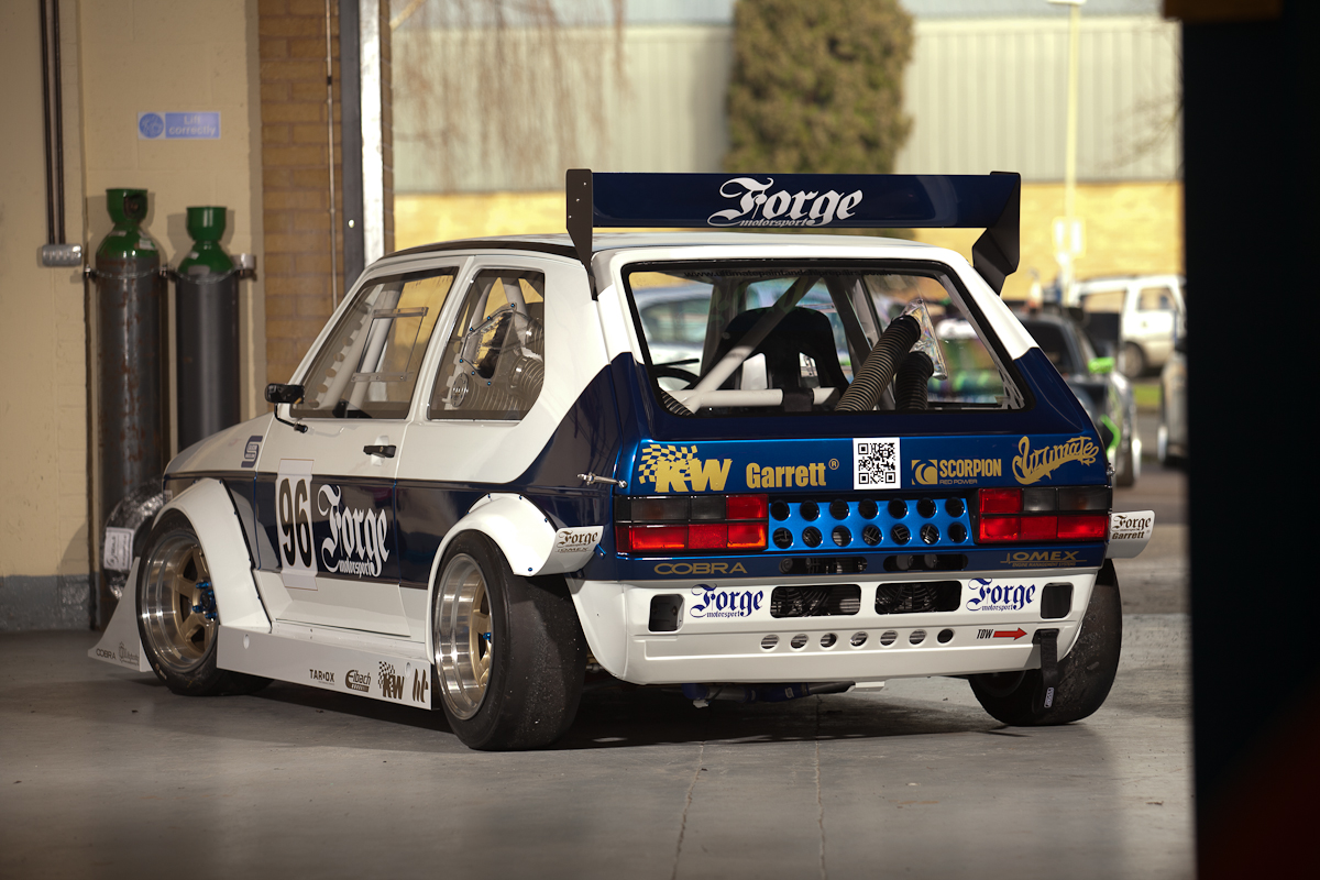 Mini Cup Race Car >> VW Golf mk1 tuning pictures