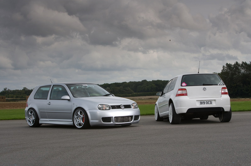 Vw Golf Mk4 Tuning Pictures