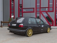 black-vw-golf2-golden-ATS-wheels