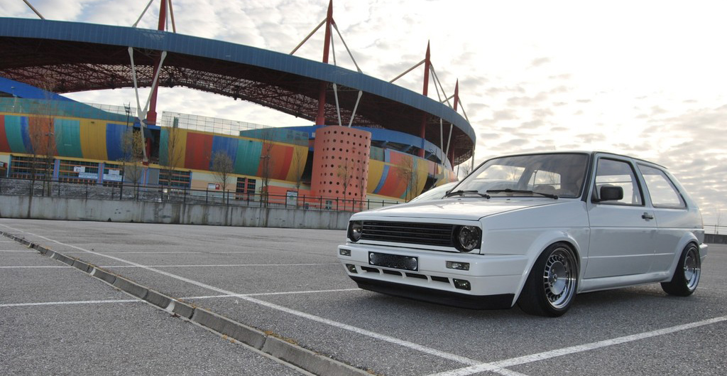 Vw Golf Mk2 Tuning Pictures