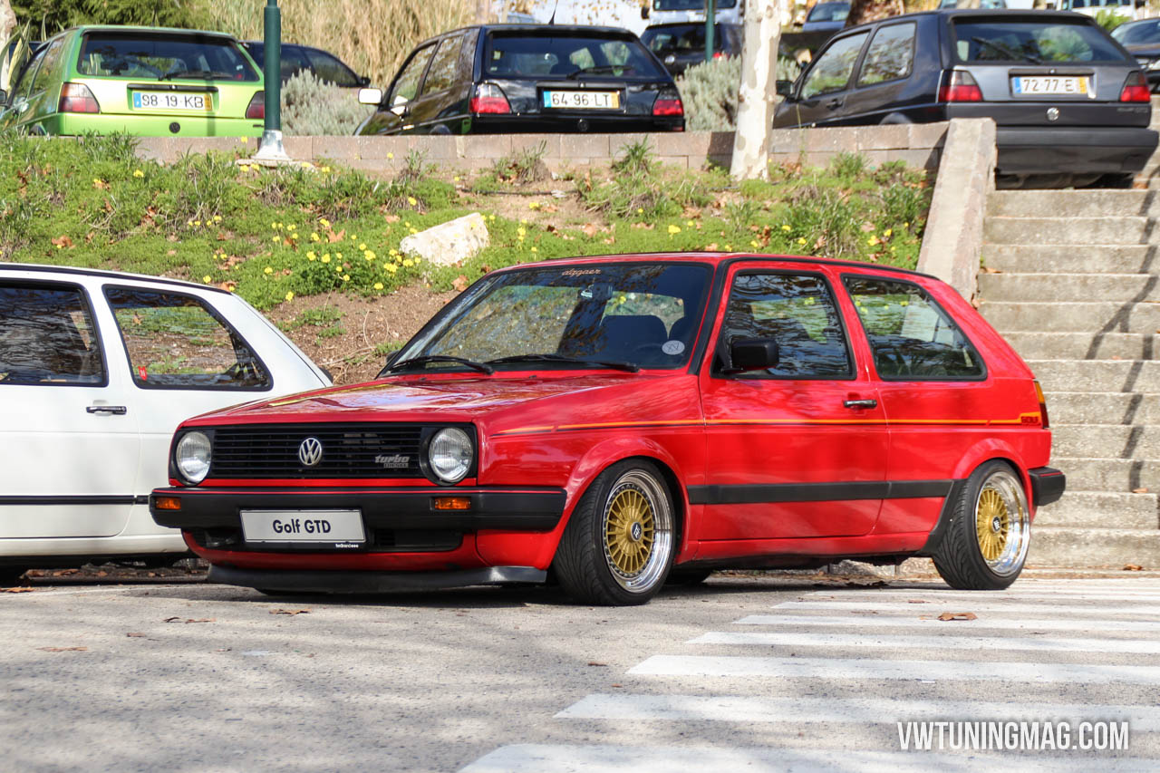 Vw Golf Mk2 Tuning Pictures on volkswagen golf mk7