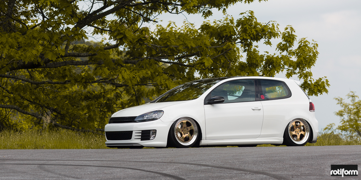 Vw Golf Mk6 Tuning Pictures Vw Tuning Mag