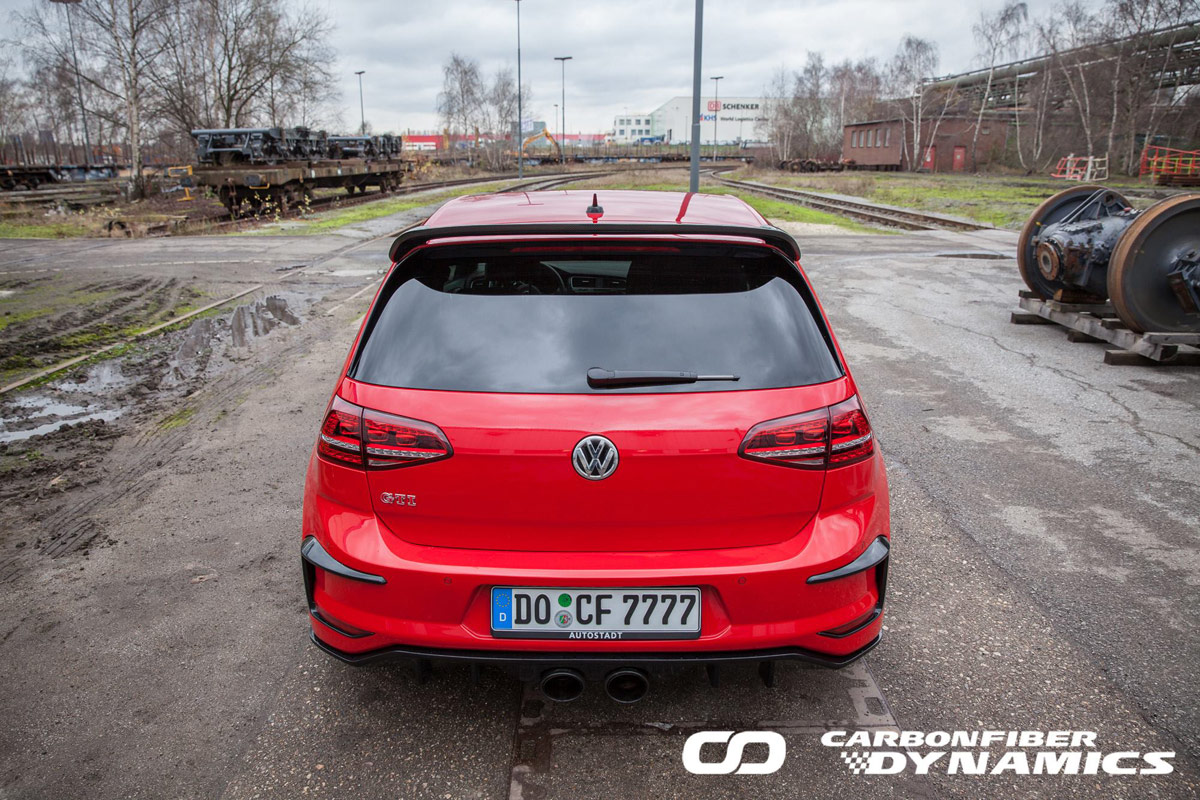 Vw Golf R400 >> VW Golf mk7 tuning pictures