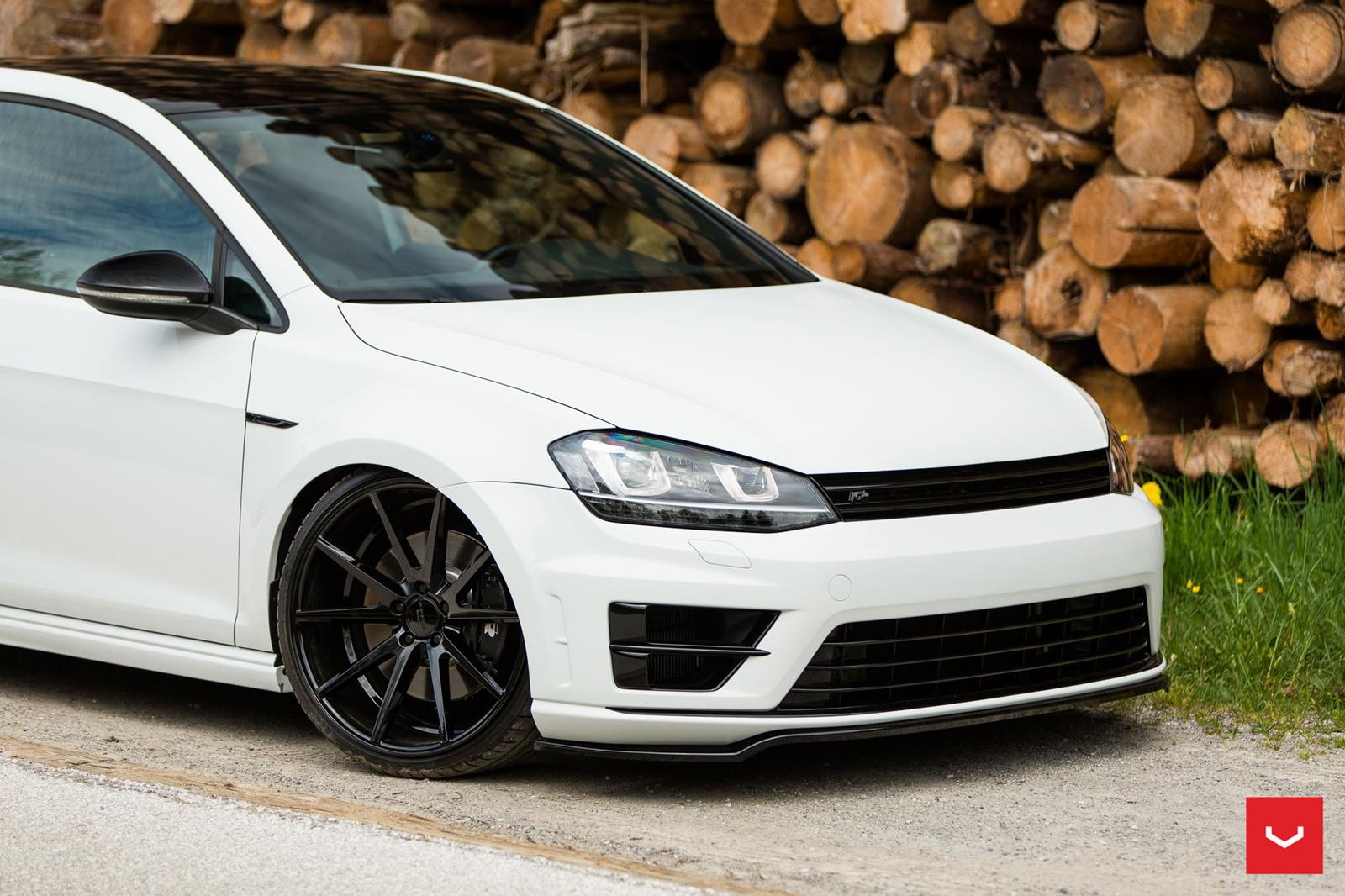 VW Golf mk7 tuning pictures - VW Tuning Mag