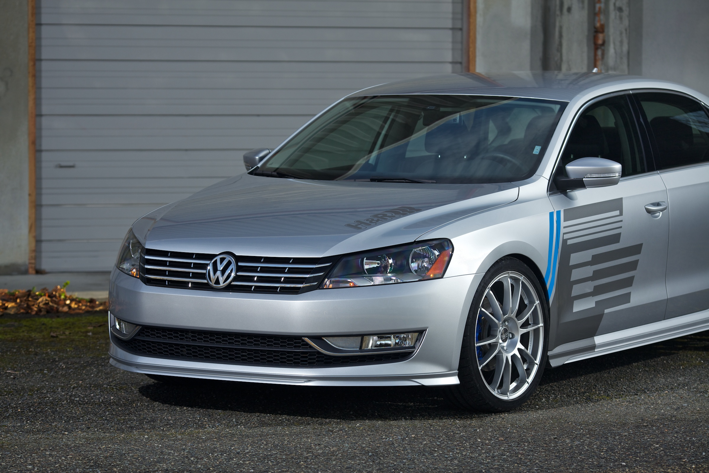 Volkswagen Touareg Used >> VW Passat and CC tuning pictures