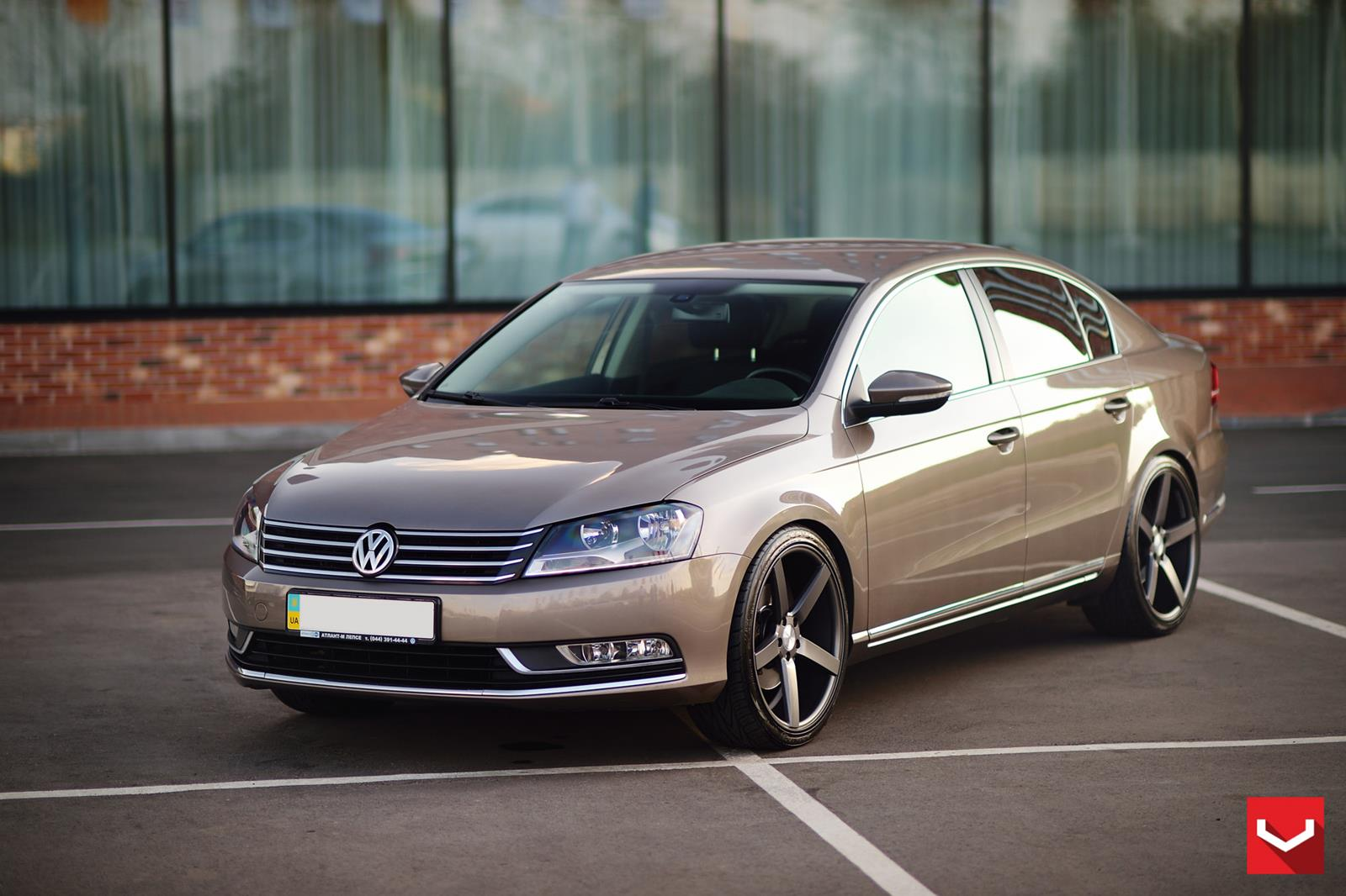 vw passat  cc tuning pictures