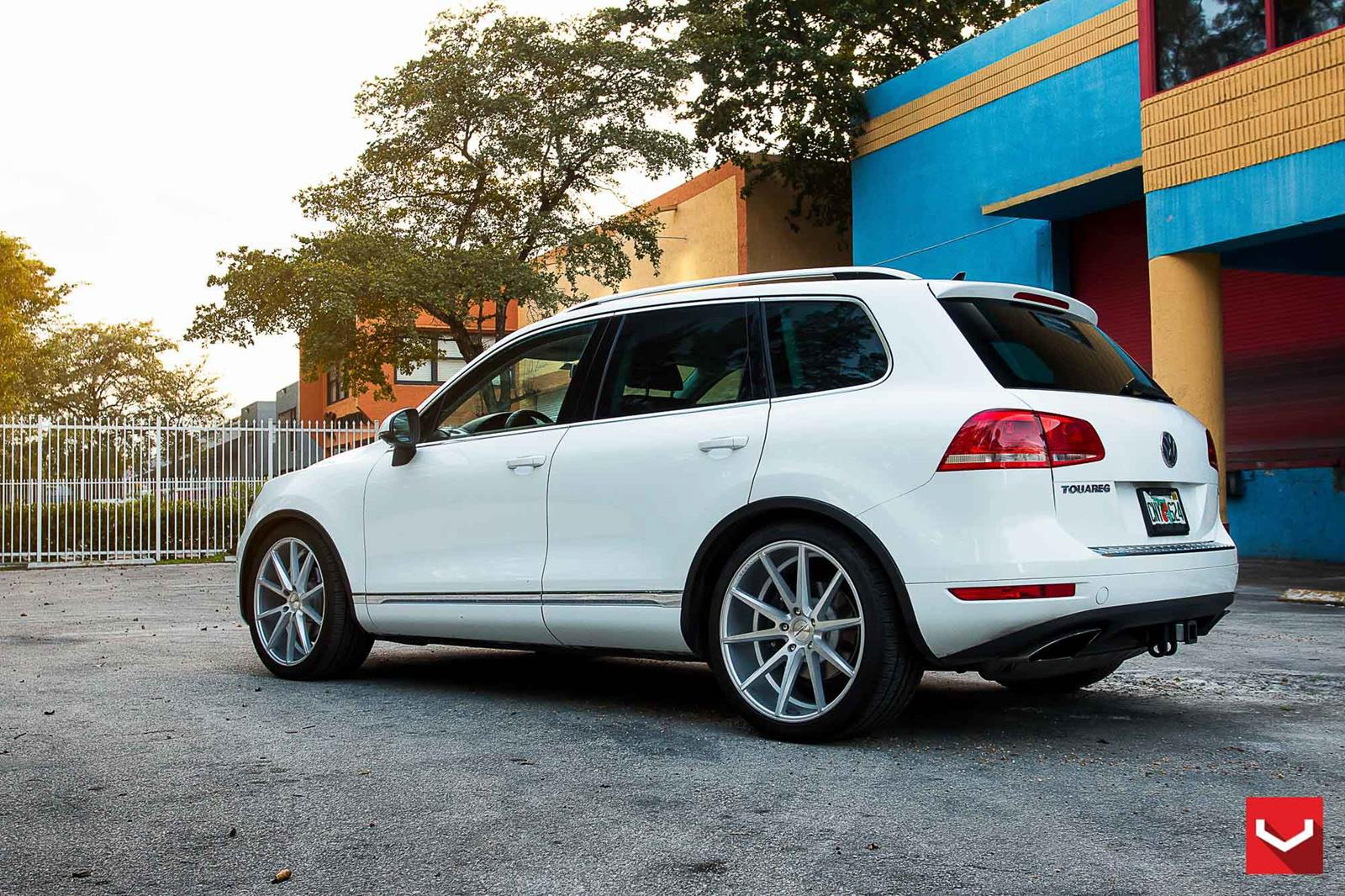 vw touareg tuning pictures