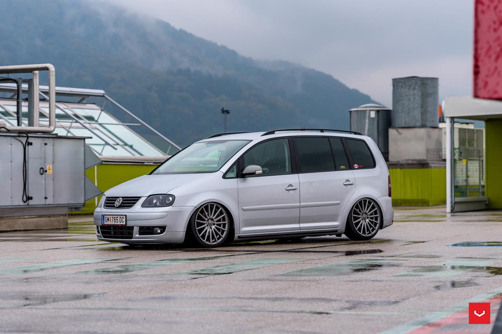 Jetta Mk6 Tuning >> VW Touran tuning pictures
