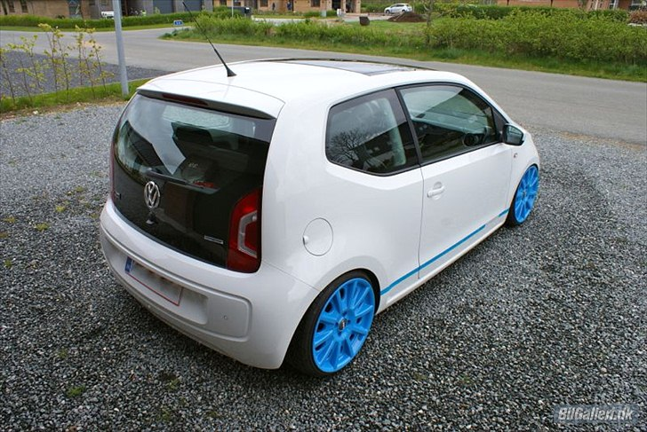 vw up tuning pictures. Black Bedroom Furniture Sets. Home Design Ideas