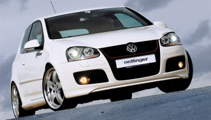 golf5 30j front 430x244 OETTINGER Programme for the Golf GTI Edition 30