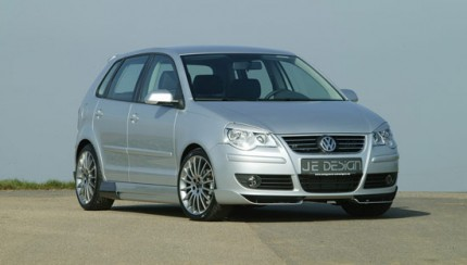 je design polo 9n1 430x244 JE DESIGN makes the VW Polo 9N 1.9 TDI go like a rocket