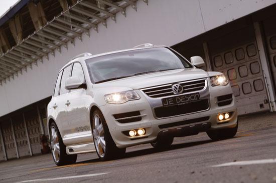 Touareg Facelift Conversion >> Vw Touareg Tuning