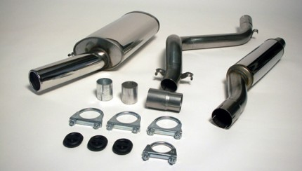 jetex exhaust 430x244 Jetex Announces Stainless Exhaust for Golf Mk I and Scirocco