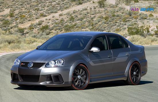 jetta r gt 2 Volkswagen Project R GT by HPA Motorsport
