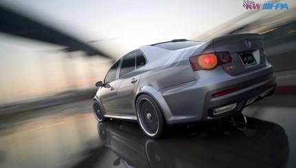 jetta r gt 3 430x244 Volkswagen Project R GT by HPA Motorsport