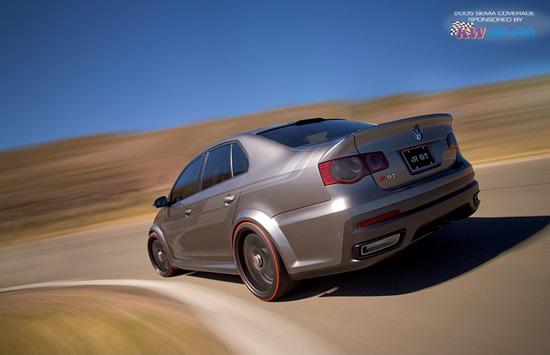 jetta r gt Volkswagen Project R GT by HPA Motorsport