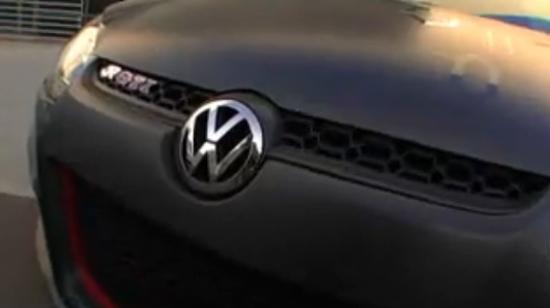 rgti VW Golf R GTi Concept Car