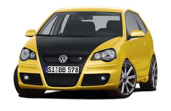 vw polo b b 550x356 Volkswagen Polo GTI by B&B
