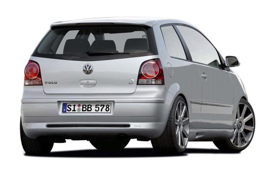 vw polo bb Volkswagen Polo GTI by B&B