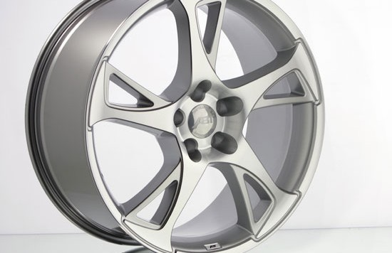 abt br 550x356 The new BR wheel from Abt Sportsline