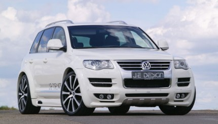 jedesign vw touareg facelift 430x244 Wider luxury dream car: VW Touareg (Facelift)
