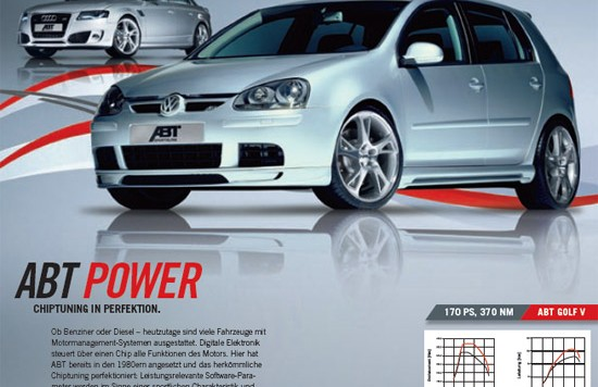 abt power r 550x356 ABT Power, ABT Power S and ABT Power R