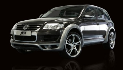 abt touareg 430x244 ABT Touareg 3.0 TDI with power upgrade