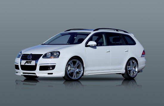 golf v 1k variant 550x356 The ABT Variant   a Golf for all seasons