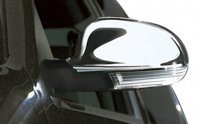 inpro mirrors 430x244 Sporty wing mirrors with LED indicators for the Golf IV