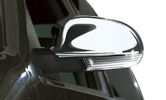 inpro mirrors Sporty wing mirrors with LED indicators for the Golf IV