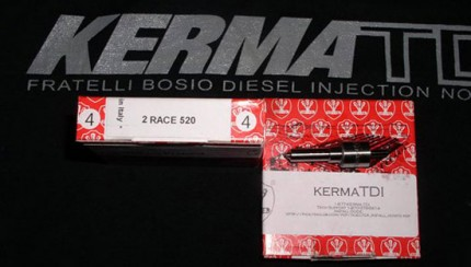 race 520 stage2 nozzles tdi 430x244 Bosio Race 520 Stage 2 nozzles