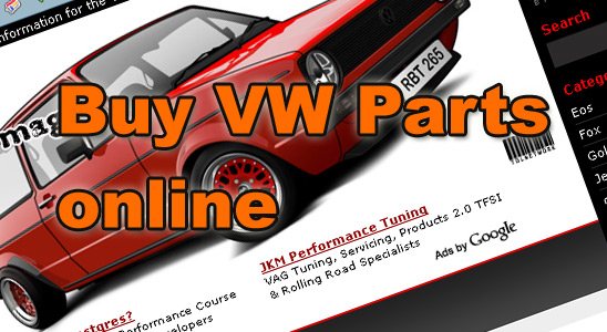 Vw Aftermarket Parts >> Buy Vw Tuning Parts Online