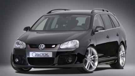 caractere golf variant fronttn 430x244 Caractere Volkswagen Golf V Variant