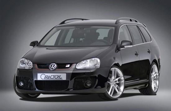 caractere golf variant fronttn 550x356 Caractere Volkswagen Golf V Variant