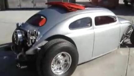 custombeetle 430x244 Kustom Coash Werks VW Beetle RAT