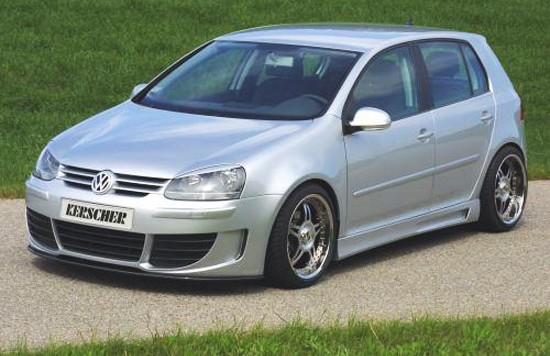 kerscher tuning golf v 1 550x356 Kerscher VW Golf V