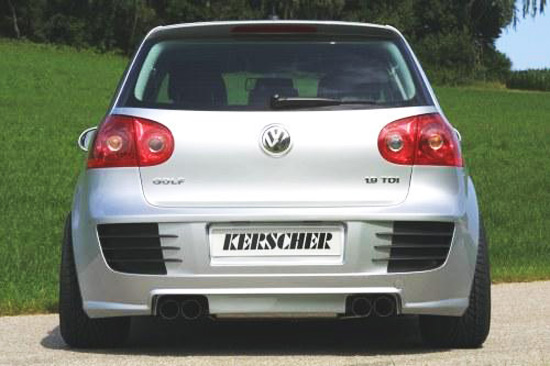 kerscher vw golf v. Black Bedroom Furniture Sets. Home Design Ideas