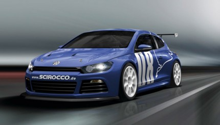racing vw scirocco 1 430x244 The Scirocco GT24 with 325 PS