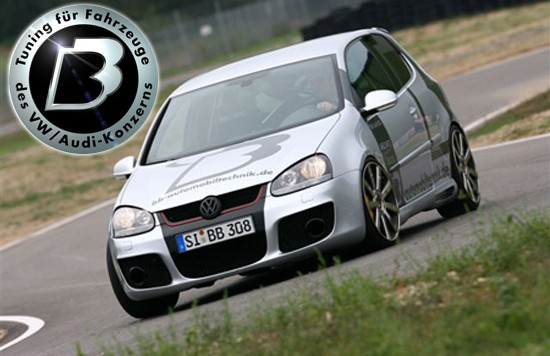 vw golf iv bb 550x356 B&B Automobiltechnik