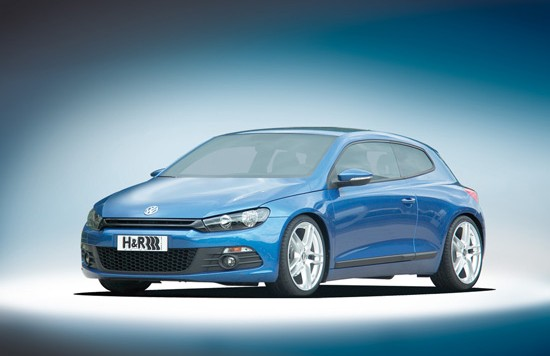 h r volkswagen scirocco springs 550x356 H&R for Scirocco