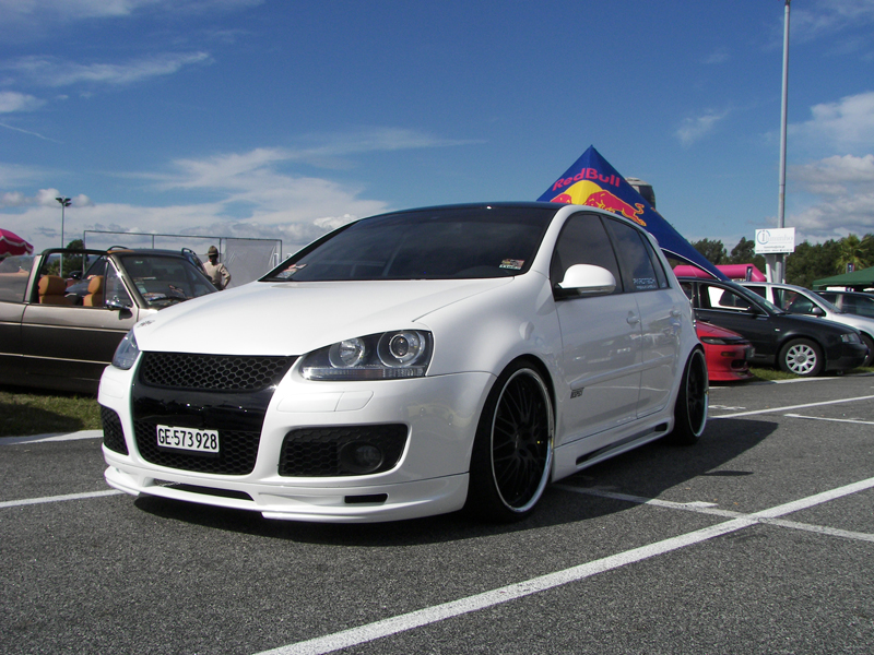 in Braga Tuning Show in Portugal. This GTI was modified by Garage ...