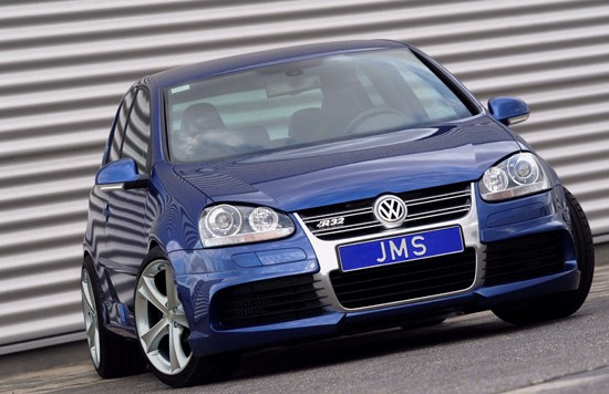 vw golf r32 550x356 JMS Racelook Exclusiv Line for Golf V + Golf V R32