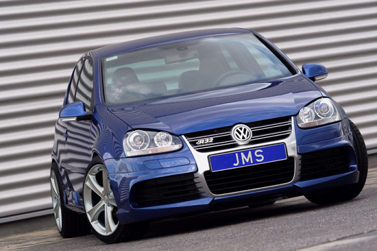 vw golf r32 JMS Racelook Exclusiv Line for Golf V + Golf V R32