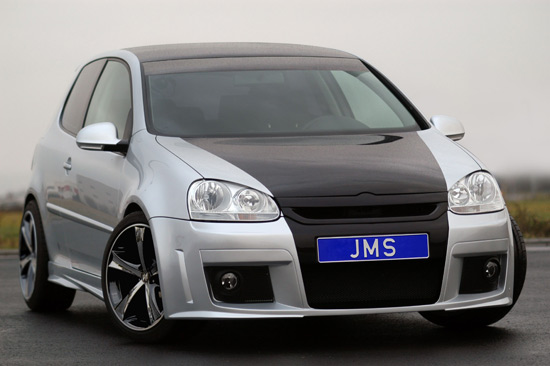 vw golf v JMS Racelook Exclusiv Line for Golf V + Golf V R32