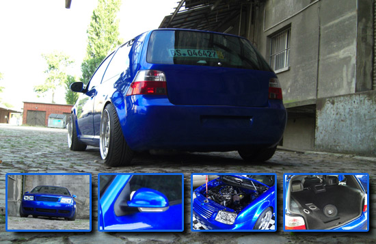 piece tuning golf 4