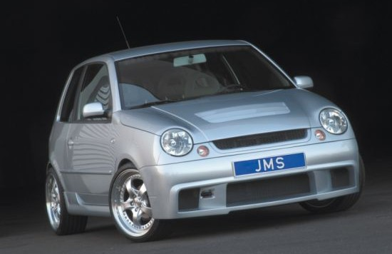 vw lupo tuning 550x356 VW Lupo tuning from JMS Racelook