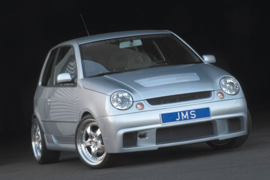 vw lupo tuning from jms racelook. Black Bedroom Furniture Sets. Home Design Ideas